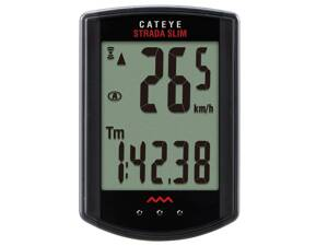 CC CAT STRADA WIRELESS SLIM - MTB (RD310W) ČIERNY